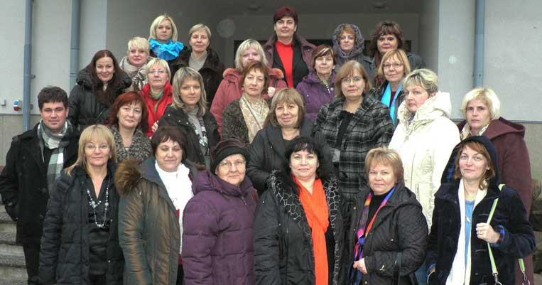 valmieras reģiona metodisko apvienību vadītāji igaunijā