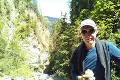 Aiza Kitzlochklamm Alpos 28-06-2017