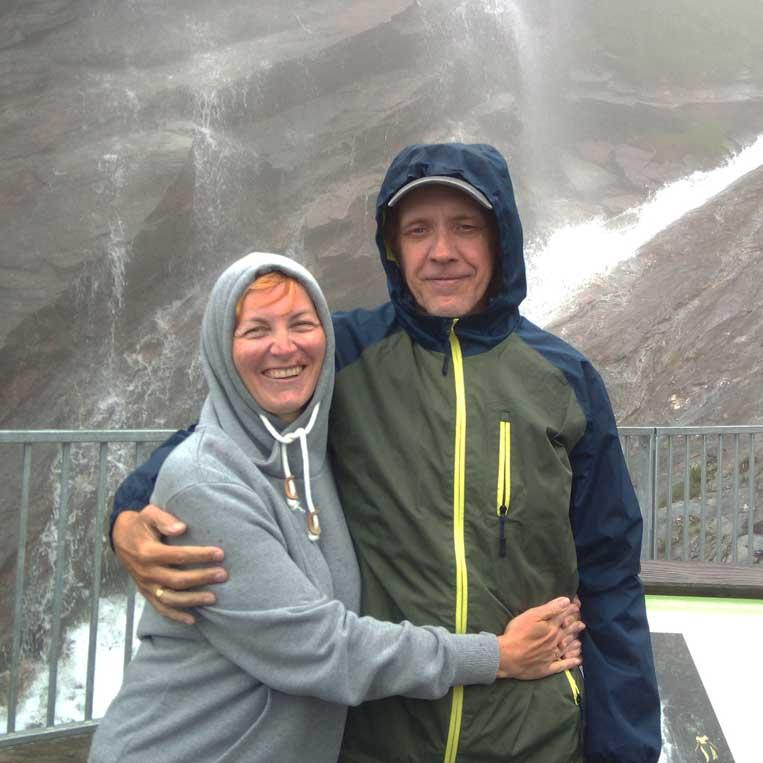 jānis trops ilona tropa par mums ceļš grossglockner austrijas alpos