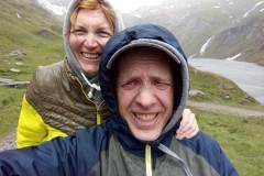 Jānis Trops un Ilona Tropa | Großglocknerstraße Austrijas Alpos